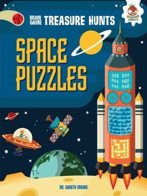 cover image of Space Puzzles