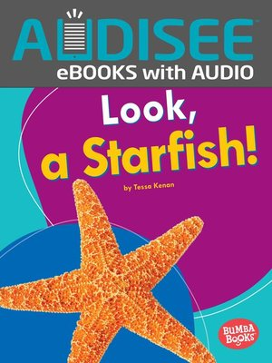 cover image of Look, a Starfish!