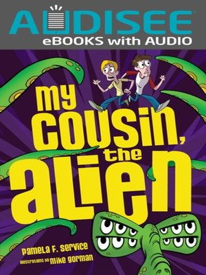 cover image of My Cousin, the Alien
