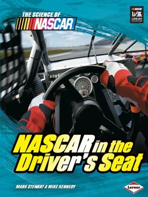 cover image of NASCAR in the Driver's Seat