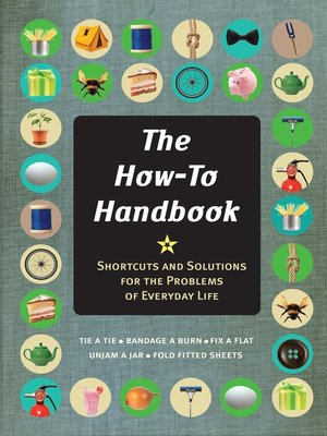 cover image of The How-To Handbook