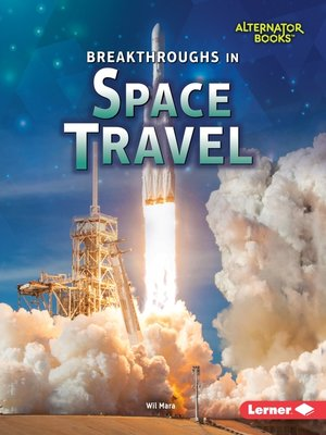 cover image of Breakthroughs in Space Travel