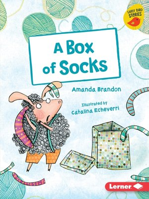 cover image of A Box of Socks