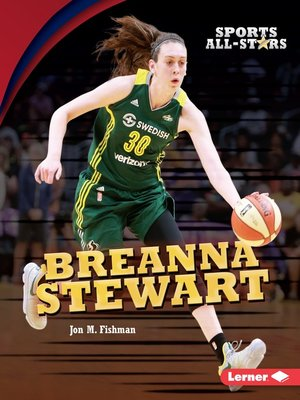 cover image of Breanna Stewart