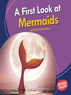 cover image of A First Look at Mermaids
