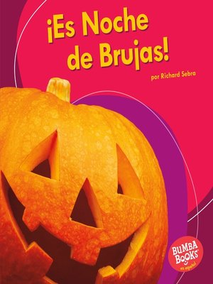 cover image of ¡Es Noche de Brujas! (It's Halloween!)
