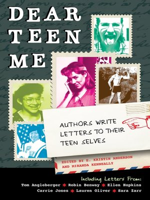 cover image of Dear Teen Me