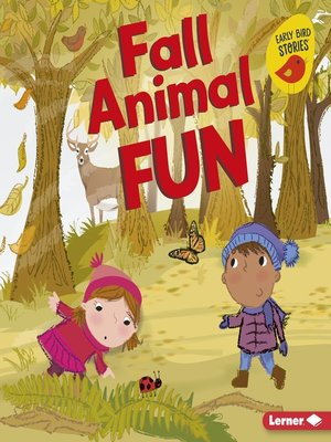 cover image of Fall Animal Fun
