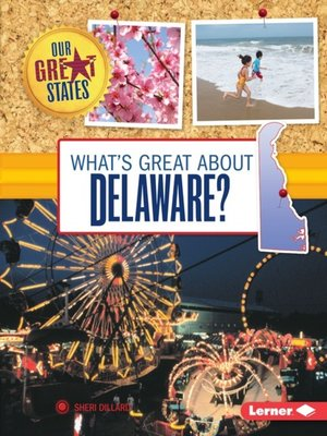 cover image of What's Great about Delaware?