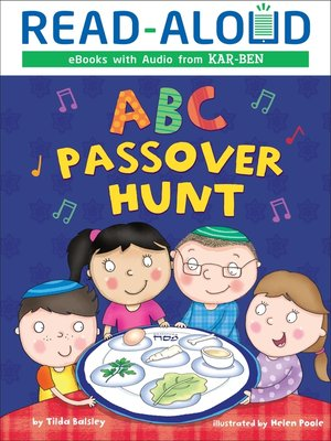 cover image of ABC Passover Hunt