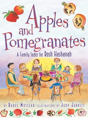 cover image of Apples and Pomegranates