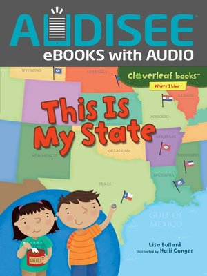 cover image of This Is My State