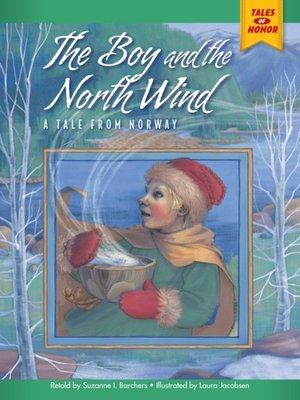 cover image of The Boy and the North Wind