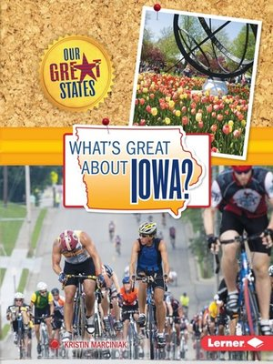 cover image of What's Great about Iowa?