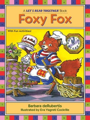 cover image of Foxy Fox