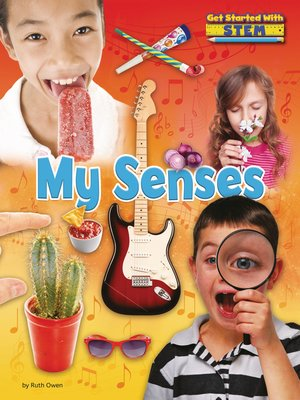 cover image of My Senses