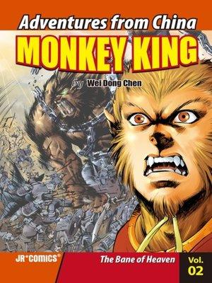 cover image of Monkey King, Volume 2