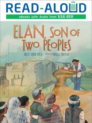 cover image of Elan, Son of Two Peoples