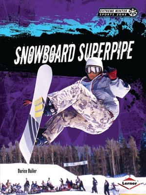 cover image of Snowboard Superpipe