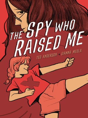 cover image of The Spy Who Raised Me