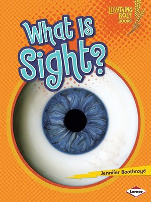 cover image of What is Sight?