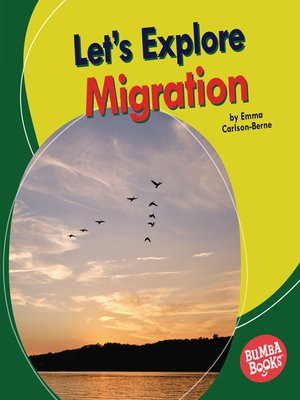 cover image of Let's Explore Migration