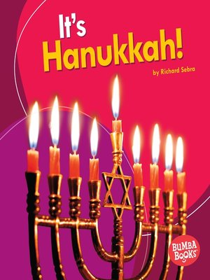 cover image of It's Hanukkah!