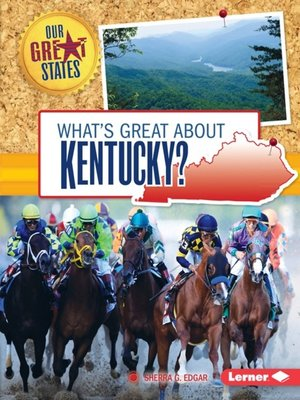 cover image of What's Great about Kentucky?