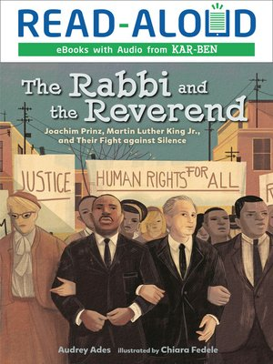 cover image of The Rabbi and the Reverend