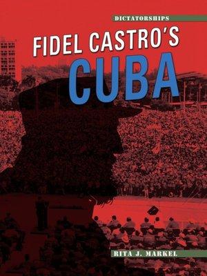 cover image of Fidel Castro's Cuba