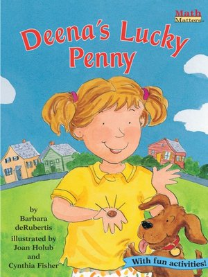 cover image of Deena's Lucky Penny