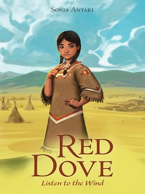cover image of Red Dove, Listen to the Wind