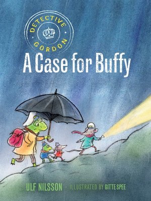 cover image of A Case for Buffy