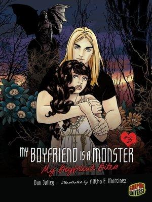 cover image of My Boyfriend Bites