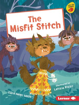 cover image of The Misfit Stitch