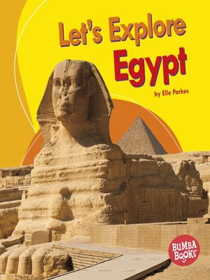 cover image of Let's Explore Egypt