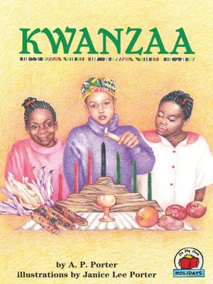 cover image of Kwanzaa