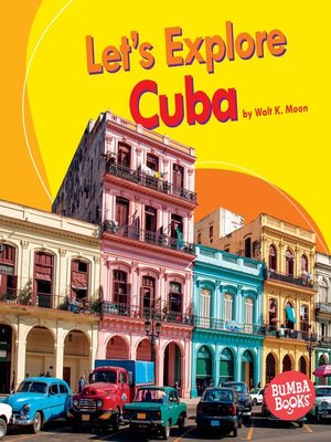 cover image of Let's Explore Cuba