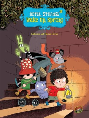 cover image of Wake Up, Spring