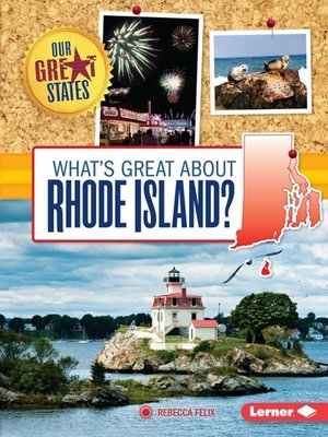 cover image of What's Great about Rhode Island?