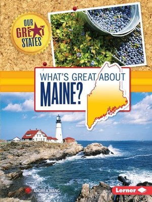 cover image of What's Great about Maine?