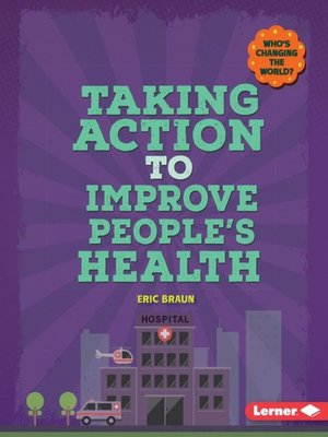 cover image of Taking Action to Improve People's Health