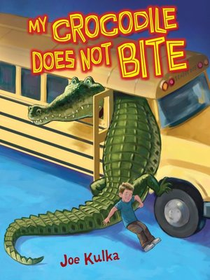 cover image of My Crocodile Does Not Bite