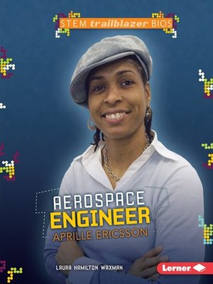 cover image of Aerospace Engineer Aprille Ericsson