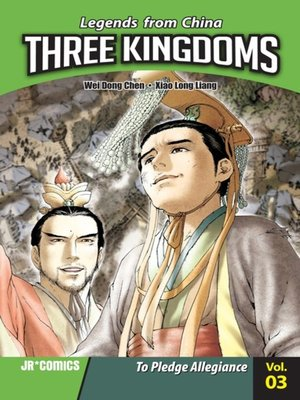 cover image of Three Kingdoms, Volume 3