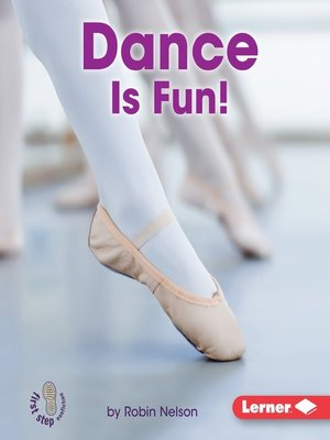 cover image of Dance Is Fun!