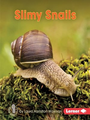 cover image of Slimy Snails