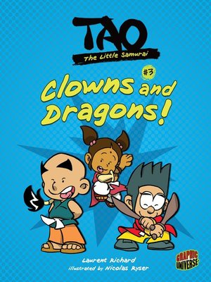 cover image of Clowns and Dragons!