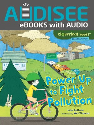 cover image of Power Up to Fight Pollution