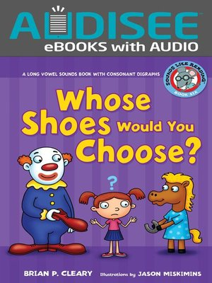cover image of #6 Whose Shoes Would You Choose?